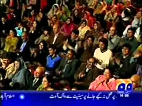 Anwar Masood Urdu and Punjabi Funny Poetry