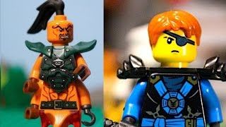 LEGO NINJAGO Piracy! Episode 2 - Djinn!