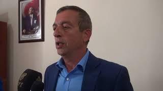 Erzincan Ticaret ve Sanayi Odası seçimlerinin galibi Ahmet Tanoğlu ve ekibi