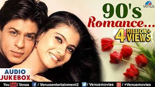 90's Romance - Evergreen Bollywood Songs Collection | JUKEBOX | 90's Romantic Hits | Best Love Songs