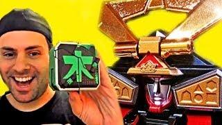 getlinkyoutube.com-DX Shinken-Oh Import (Power Rangers Samurai)