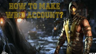getlinkyoutube.com-Mortal Kombat X Mobile - How to make WBID account?
