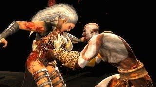 getlinkyoutube.com-Mortal Kombat Komplete Kratos Test Your Luck Madness