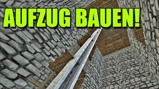 getlinkyoutube.com-AUFZUG BAUEN! - ARK Survival Evolved #12 [DE PC]