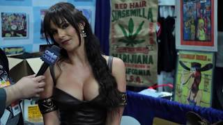 getlinkyoutube.com-Xena XXX: An Exquisite Films Parody - Phoenix Marie Interview (NSFW)