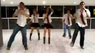 getlinkyoutube.com-Coreografia de BESAME SIN MIEDO