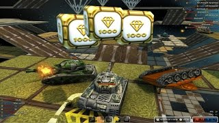 getlinkyoutube.com-Tanki Online Gold Box Video #1 by Skills_From_O.U.F.A
