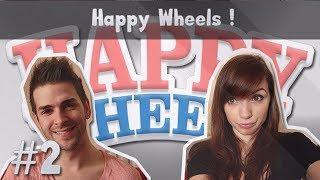getlinkyoutube.com-[TUTO] COMMENT EMBRASSER CHELXIE - Happy Wheels #2 - Skyyart et Chelxie