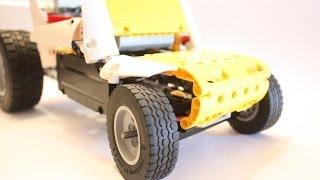 getlinkyoutube.com-MOC My First LEGO Technic RC Car