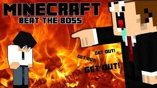 getlinkyoutube.com-Minecraft : beat the boss - แกกล้าไล่ฉันออกหรอไอแก่ zbing z.