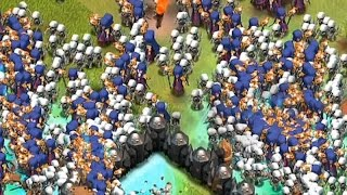 getlinkyoutube.com-Ведьмы 1 лвл clash of clans