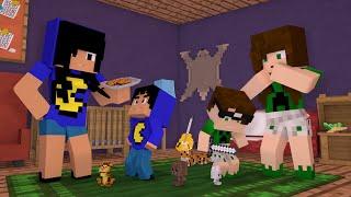 getlinkyoutube.com-Minecraft: NOSSAS MÃES! (Build Battle)