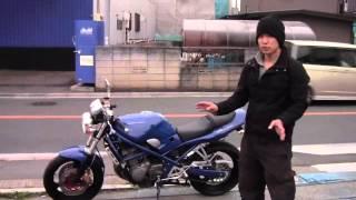getlinkyoutube.com-SUZUKI バンディット250 参考動画
