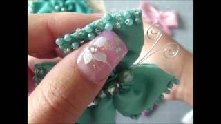 "getlinkyoutube.com-Prima ""Elegance"" Dupe Pt. 1 Butterfly tutorial"