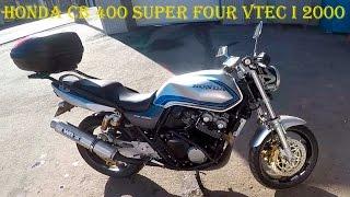 getlinkyoutube.com-Honda CB400 SF. Начало.