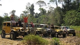 getlinkyoutube.com-Malaysia 4x4 to Johor Selancar Go Journey July 2014 - Part 1 of 2