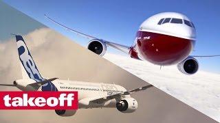 getlinkyoutube.com-Airbus / Boeing - Die aktuellen Flugzeuge (deutsch/German)