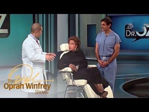 Oprah's First Acupuncture Session | The Oprah Winfrey Show | Oprah Winfrey Network