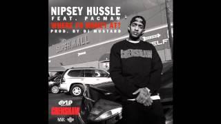 getlinkyoutube.com-Nispey Hussle - Where Yo Money At Feat. Pacman (-Instrumental-)