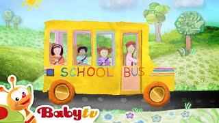 getlinkyoutube.com-The Wheels on the Bus - Nursery Rhymes | BabyTV