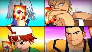 getlinkyoutube.com-Bakugan Klaus & Julio vs Shuji & Akira