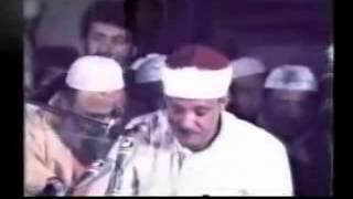 getlinkyoutube.com-إبداع الشيخ عبد الباسط  ورد فعل الجمهور