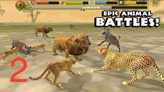 getlinkyoutube.com-#Cheetah Simulator - Part2 -# Gluten Free games - #iTunes/#Google Play