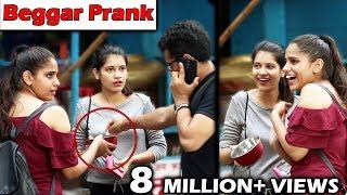 Beggar with a Twist Prank   PART 2   Pranks in India 2018   Unglibaaz
