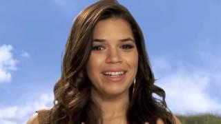 getlinkyoutube.com-America Ferrera: HOW TO TRAIN YOUR DRAGON 2