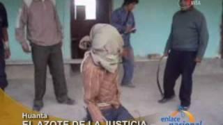 getlinkyoutube.com-Comuneros capturan y azotan a ladrón en Ayacucho