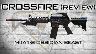getlinkyoutube.com-CrossFire : M4A1-S OBSIDIAN BEAST (BORN BEAST) Review + OB vs IB Comparison