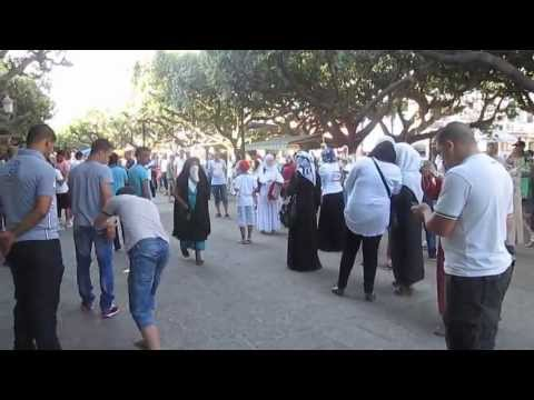 FLASH MOB Akhlak Madina