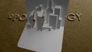 getlinkyoutube.com-Pop Up New York Skyline Card Tutorial - Origamic Architecture