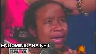 Jovencita Se pone mala cuando ve a Mozart la para en aqui Se habla español Comienza a llorar