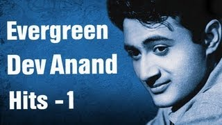 Best of Dev Anand Songs (HD) - Jukebox 1 - Top 10 Evergreen Dev Anand Hits {HD}