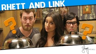 getlinkyoutube.com-Meal or No Meal with Rhett & Link | Good Mythical Morning Bonus Round