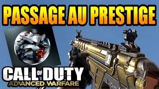 getlinkyoutube.com-Advanced Warfare : Passage au prestige 13 en Live || SkyRRoZ