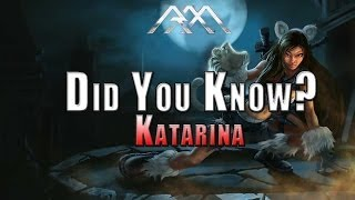 getlinkyoutube.com-Katarina - Did You Know? EP 36 - League of Legends