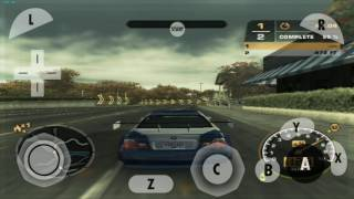 Dolphin Emulator NFS Most Wanted Android Redmi Note 4 SD Test
