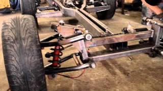 getlinkyoutube.com-Reformando chassis de Buggy HB preparado com motor AP