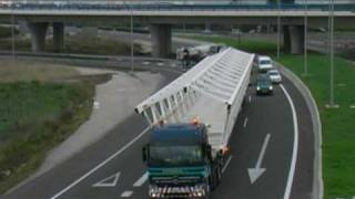 getlinkyoutube.com-Transporte especial de Dotahur (Valencia)