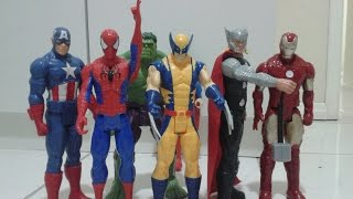 getlinkyoutube.com-#1 As Aventuras Dos Vingadores