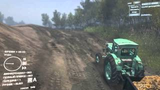 getlinkyoutube.com-Spin Tires 2013 Dev Demo Tractor T 40 Sound Mod
