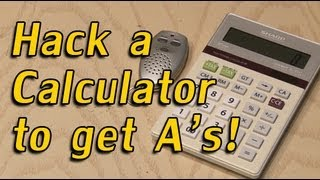 getlinkyoutube.com-Hack a Calculator to get A's!