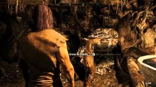 getlinkyoutube.com-Skyrim -- No One Escapes Cidhna Mine w/ Alternate Endings