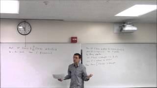 Complex Variables (Lecture 15): Schwarz Reflection Principle width=