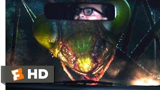 Goosebumps (5/10) Movie CLIP - Attack of the Giant Praying Mantis (2015) HD