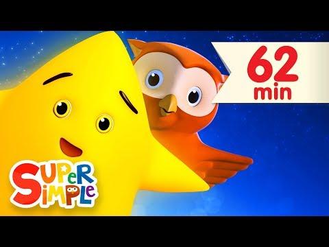 Twinkle Twinkle Little Star & More | Our Favorite Kids' Songs and Nursery Rhymes