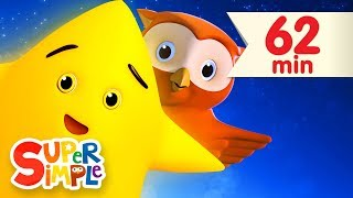 getlinkyoutube.com-Twinkle Twinkle Little Star + More | Kids Songs | Super Simple Songs