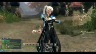 getlinkyoutube.com-Blade and Soul lv.30 Assassin Gameplay